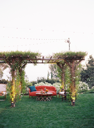 """Wedding Reception Lounge Space Incorporating lounge furniture is a great way to immediately make guests feel that they are """"at home"""" in the reception space."""