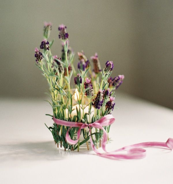 32-wedding-reception-decoration-lavender-votive