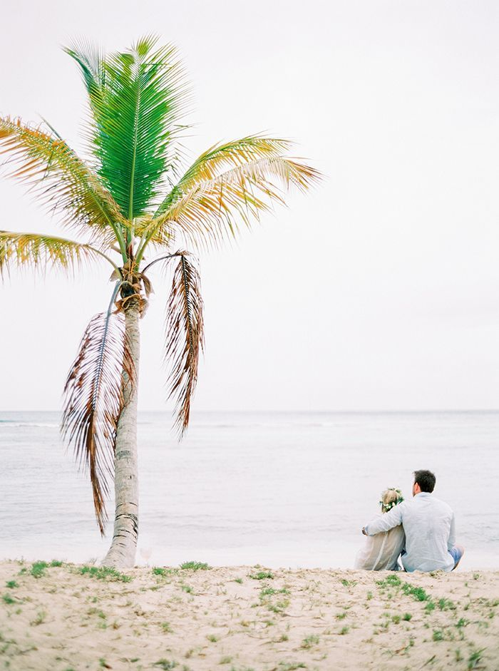Intimate Destination Wedding in Mustique