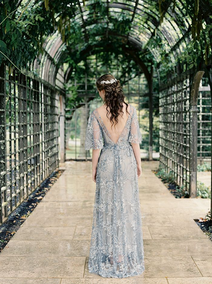 8-gorgeous-blue-wedding-gown