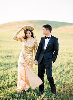 9-gold-sparkly-wedding-dress