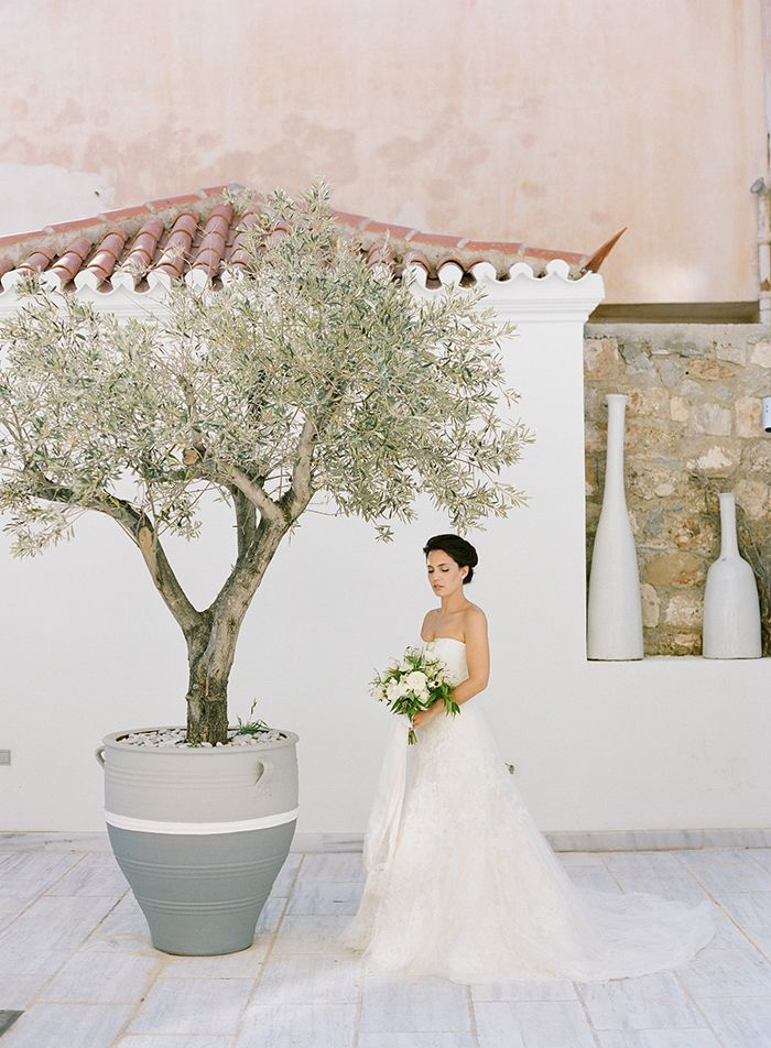 Romantic destination wedding in greece once wed romantic destination wedding in greece junglespirit Image collections