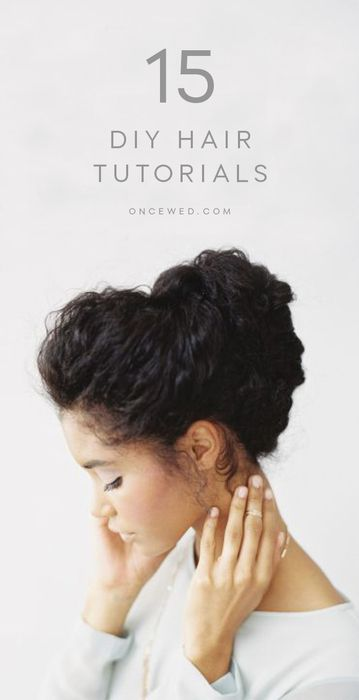 Natural Hair Tutorials to Try Yourself
