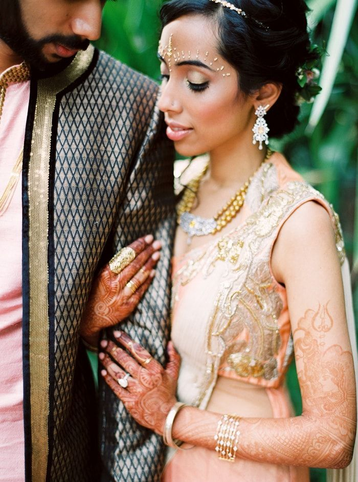 Traditional Indian Wedding Mehndi