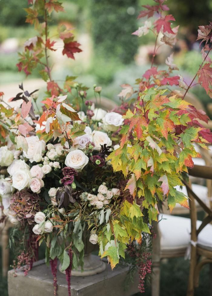 17-foraged-fall-wedding-decor