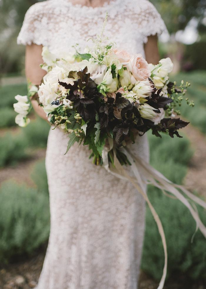 Intimate Fall Wedding in California