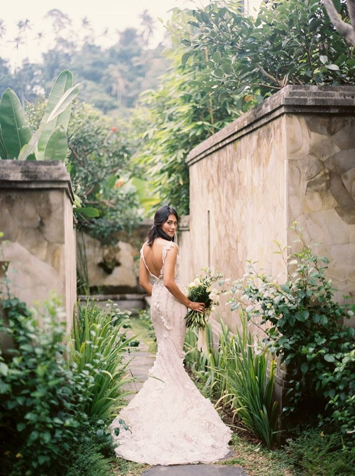 Exotic Vow Renewal in Bali