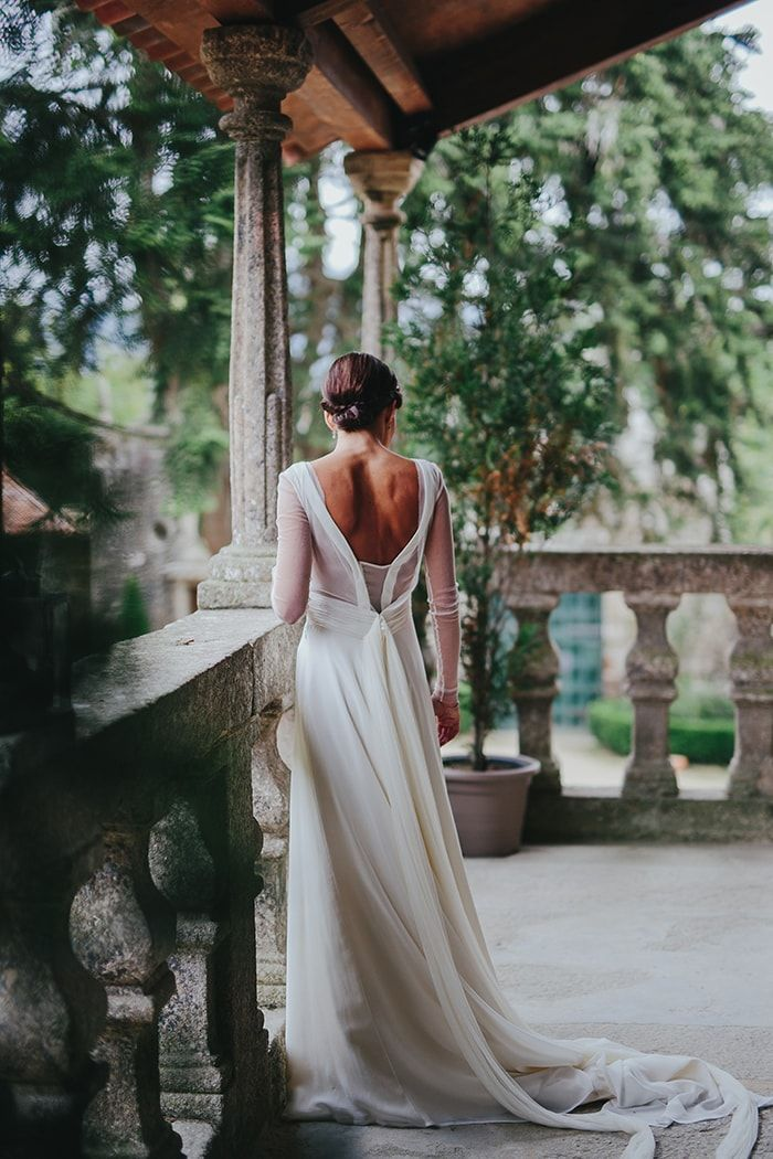 Couture Real Wedding Ideas from Spain