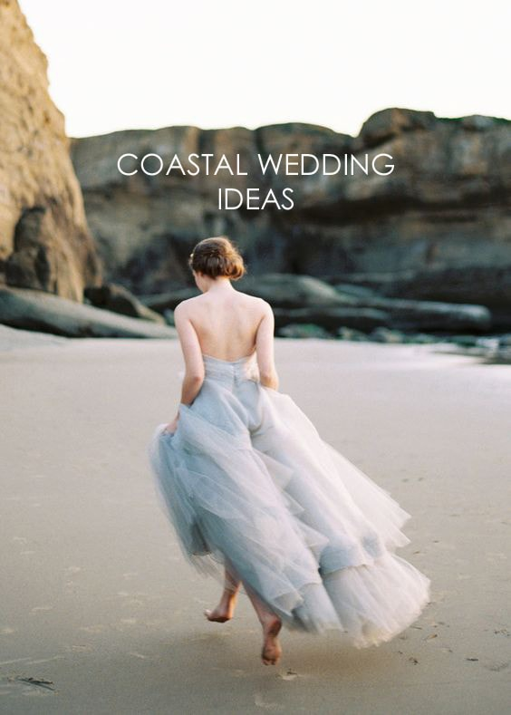 Inspiration for Your Coastal Wedding