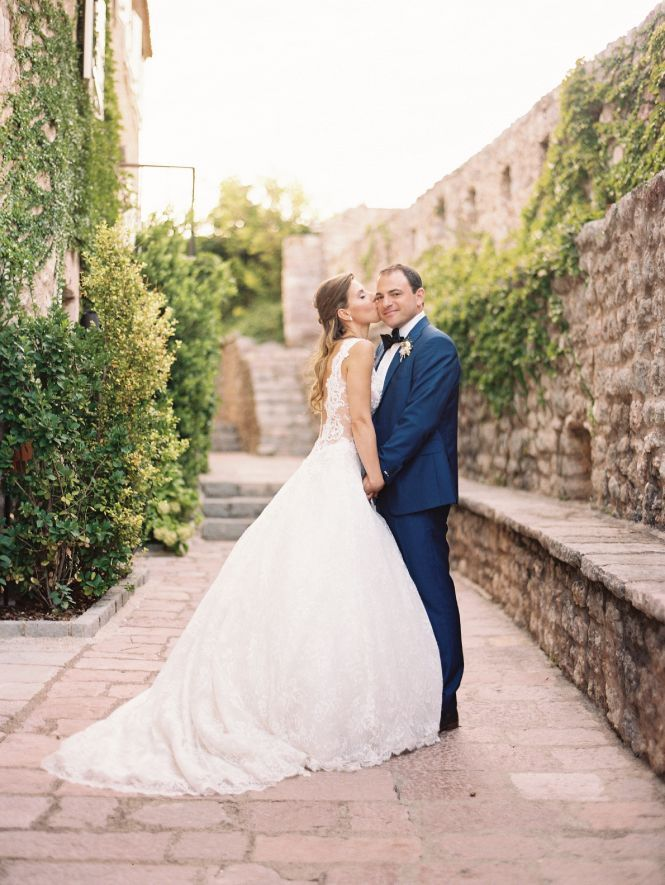 Elegant Outdoor Wedding on the Adriatic Coast