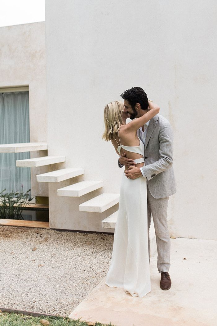 Tropical Destination Wedding in Mexico