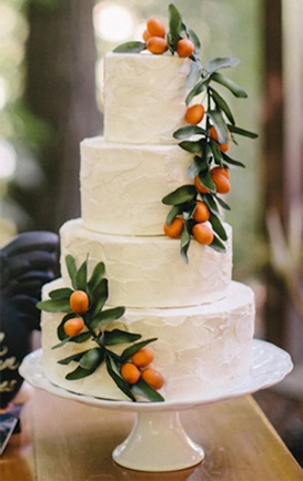 11-orange-wedding-cake-ideas