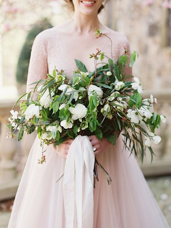 17-blush-gown-white-flowers-silk-ribbon
