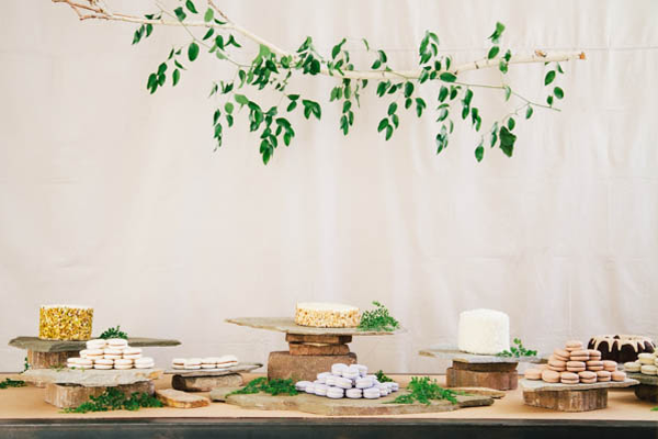 Wedding Cake And Dessert Inspiration