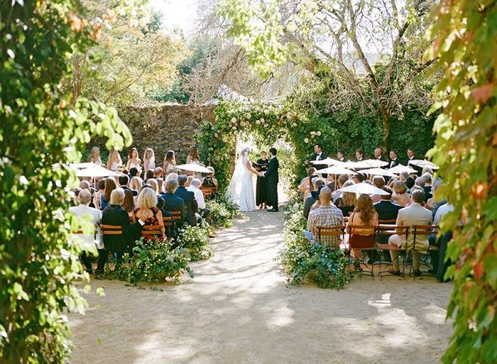Fresh Late Summer Wedding in California