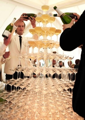 18-champagne-tower-wedding