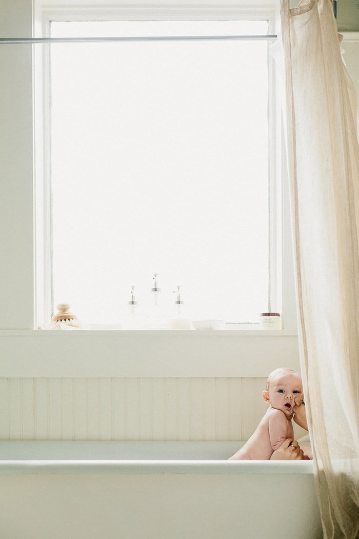 Natural Light Wedding Photography: Intimate Family Portraits At Home
