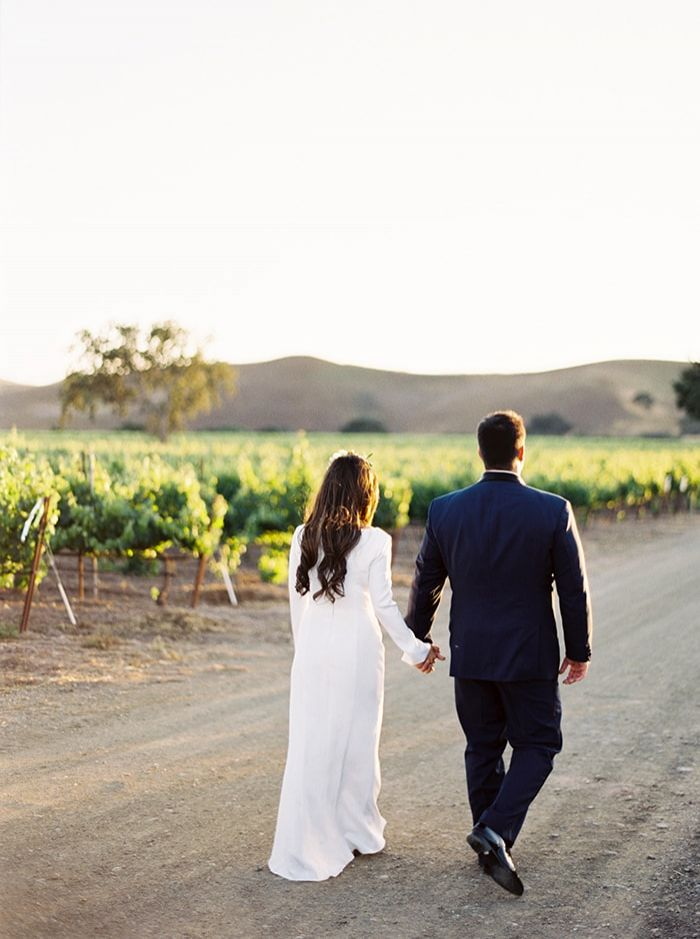 Sun-Soaked Summertime Wedding in California