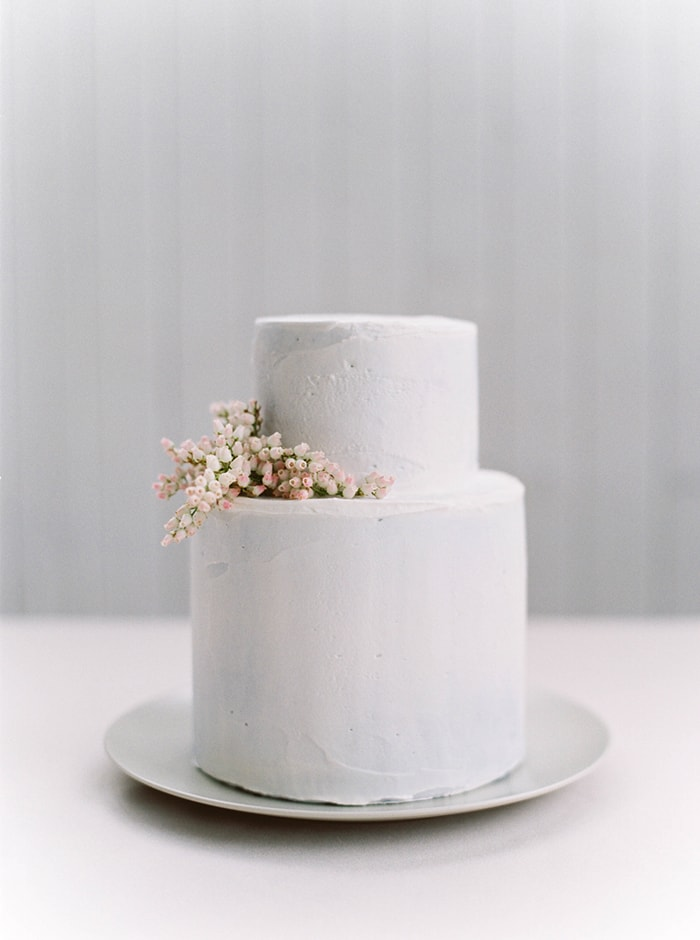Simplistic Springtime Wedding Inspiration At Sunrise