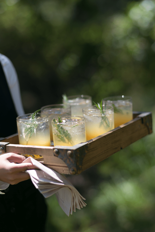 Specialty Cocktail Wedding Ideas