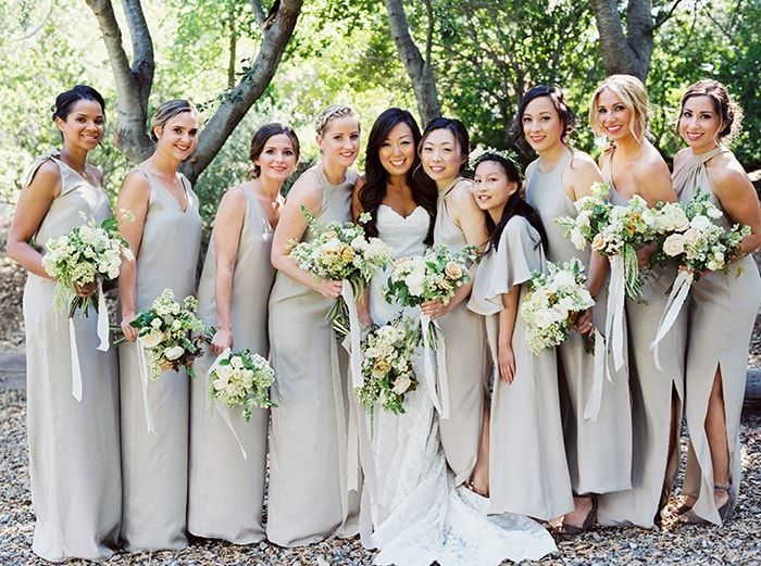 5-gray-bridesmaid-dress-inspiration