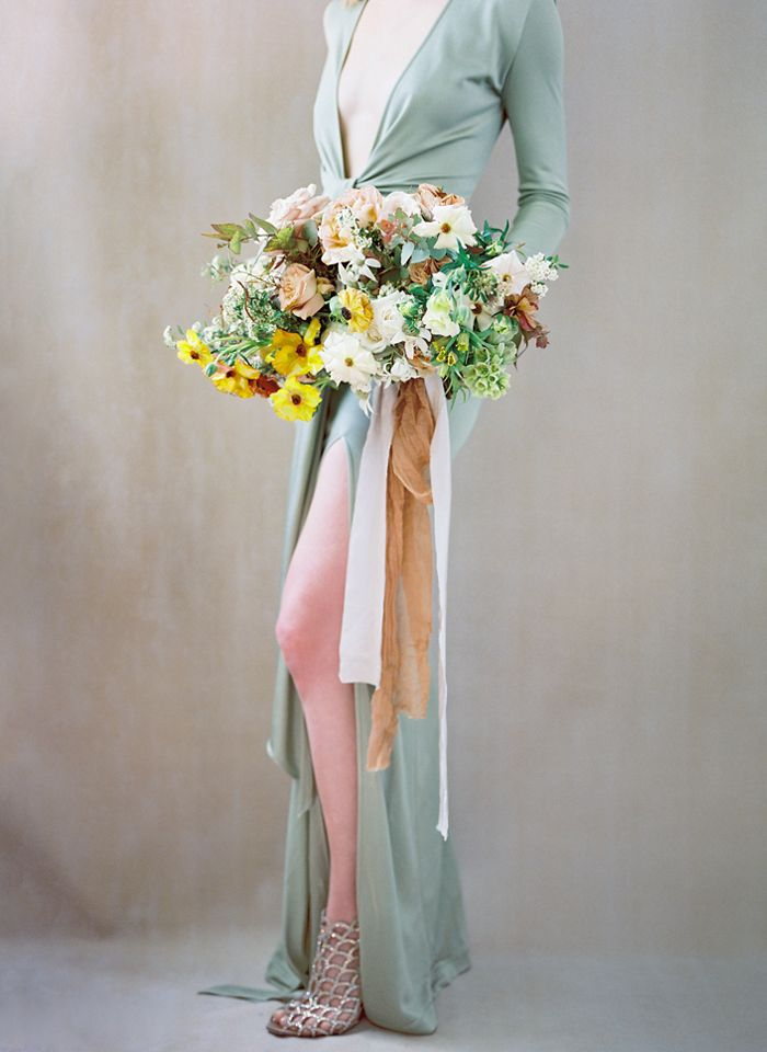Simple Wedding Inspiration from Nature