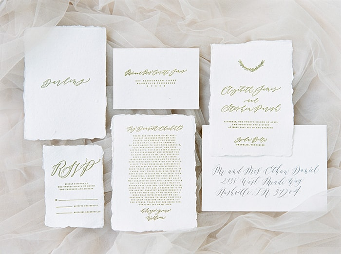 11-simple-wedding-stationery-suite-ideas