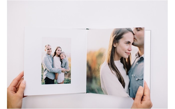 Beautiful Wedding Photo Albums from Artifact Uprising