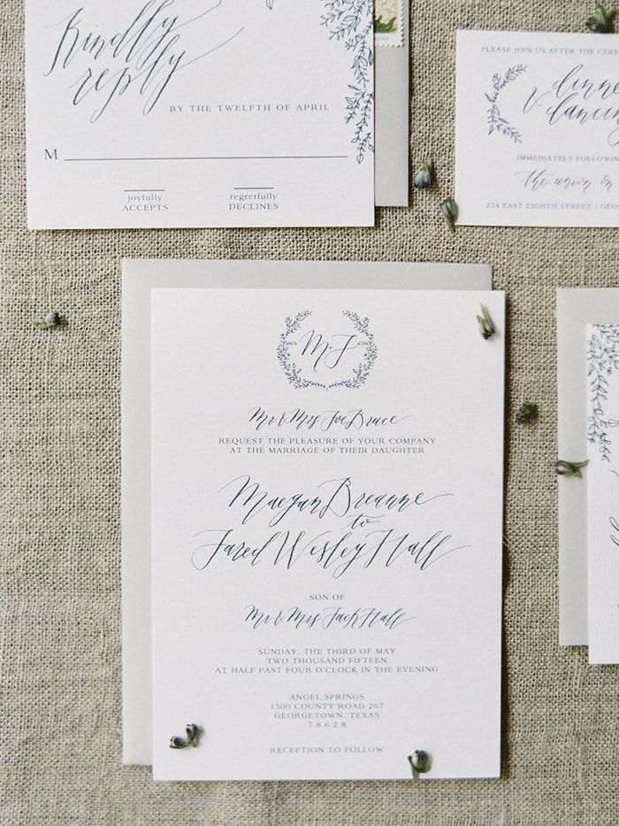 4-wreath-wedding-invitation-ideas
