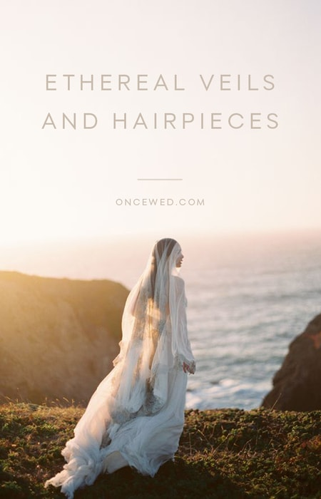 Choosing the Perfect Veil or Hairpiece