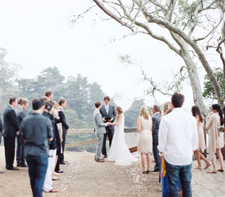 Coastal Big Sur wedding