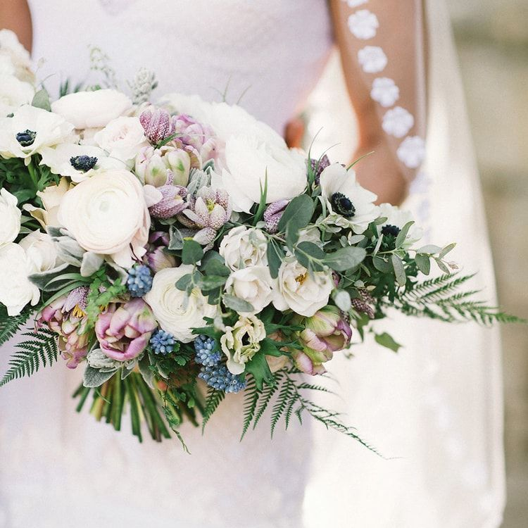 Lavender and Lilac Inspired Outdoor Wedding in California - Once Wed