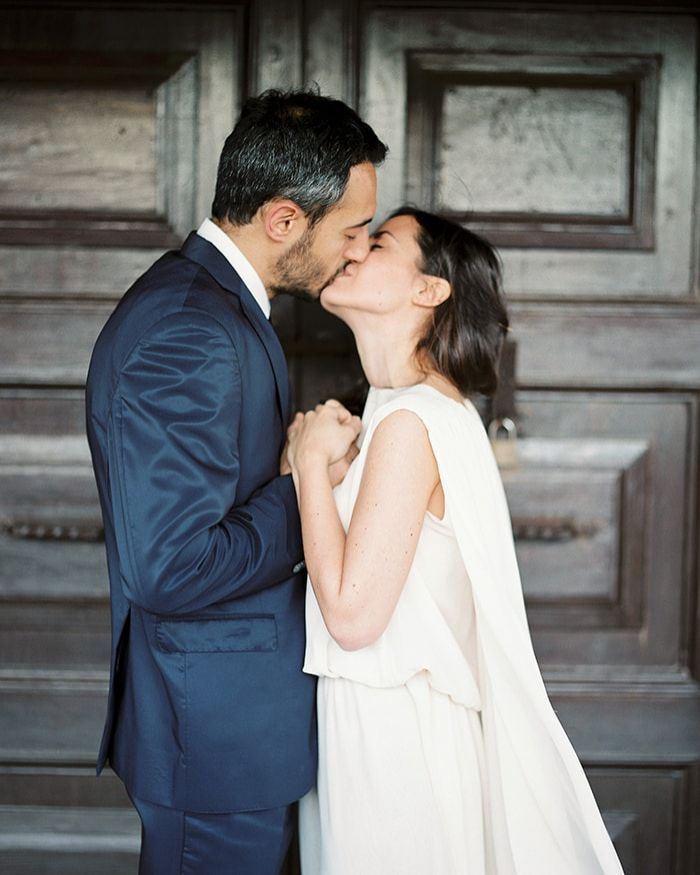 Gorgeous Real Wedding Photos from the Mediterranean