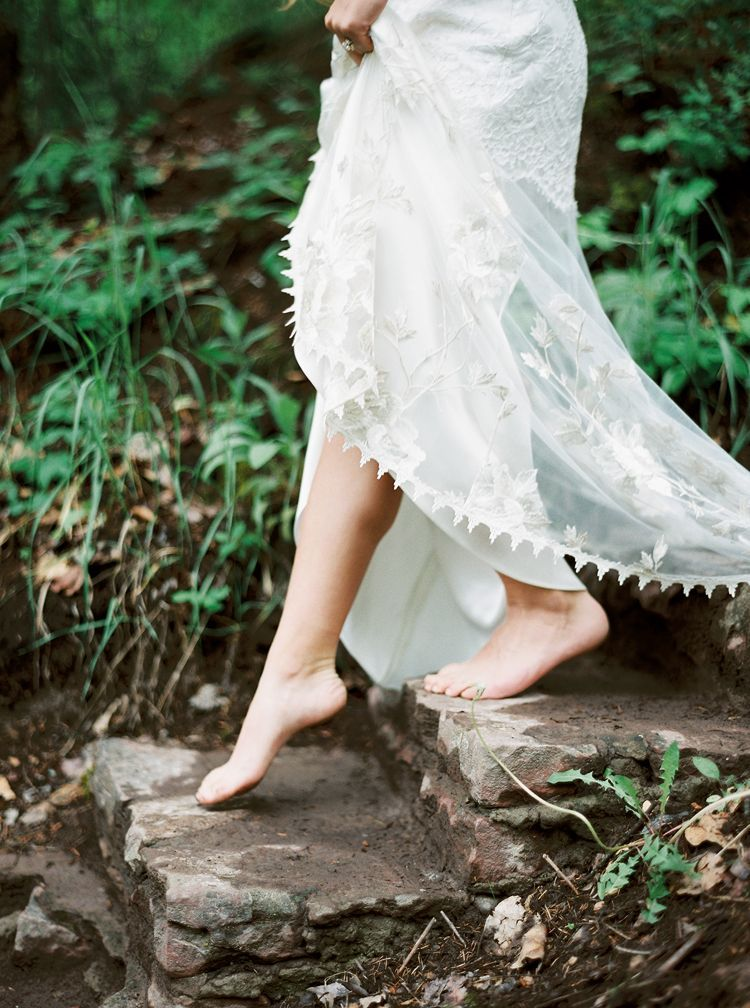 Magical Forest Wedding Inspiration from The Cultivated Artist Workshop