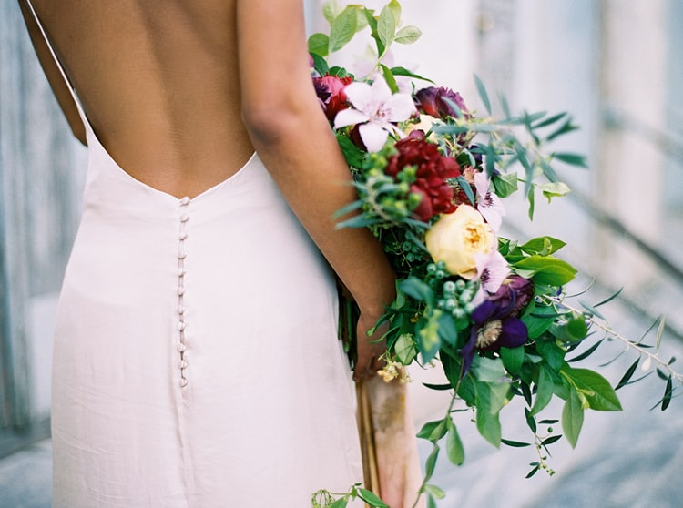 14-jewel-toned-wedding-details