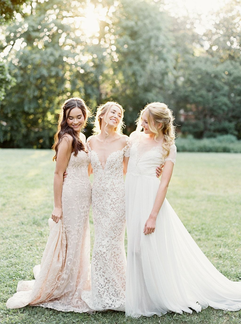 Wedding Dresses 2017 Ideas : Incredible wedding dress fashion trends for once wed