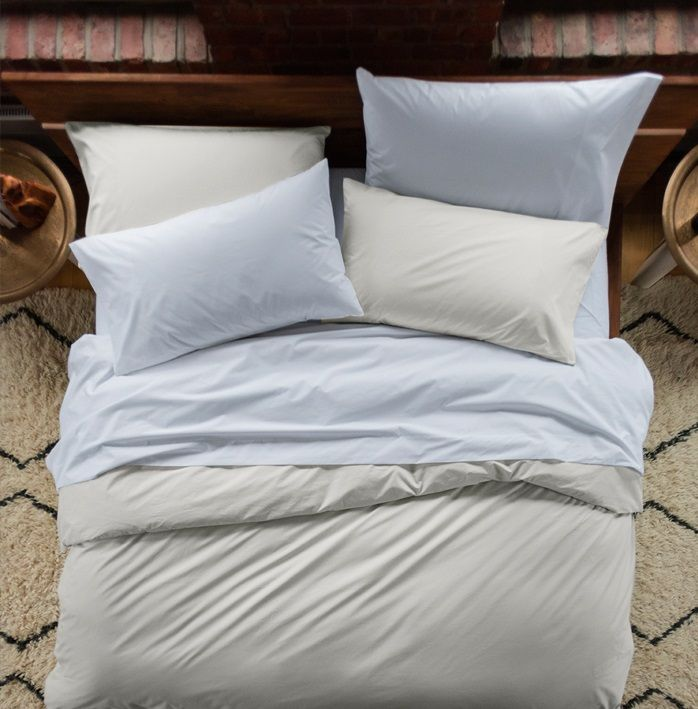 How To Make The Perfect Newlywed Bed With Brooklinen