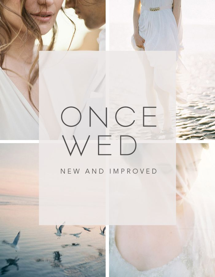 Easy Wedding Planning with the All-New Once Wed
