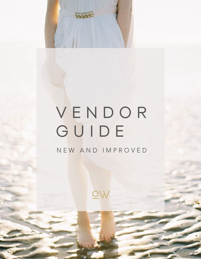 How to Find The Right Wedding Vendors