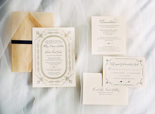 green-white-wedding-invitation