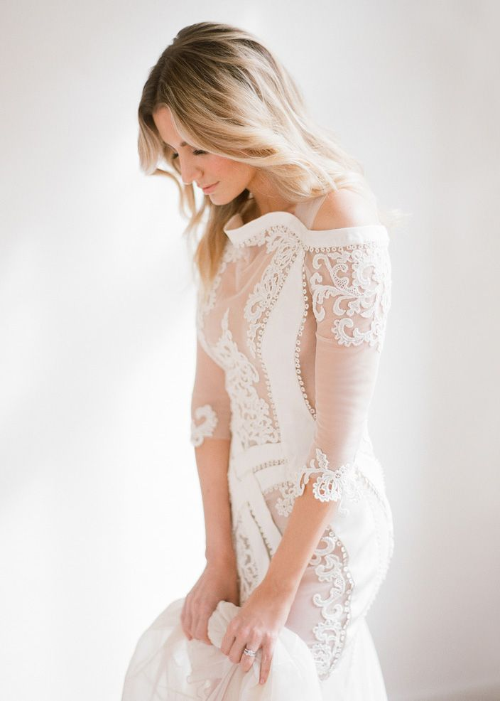Don't Miss These Incredible New Wedding Gowns