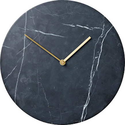"11"" Marble Wall Clock"