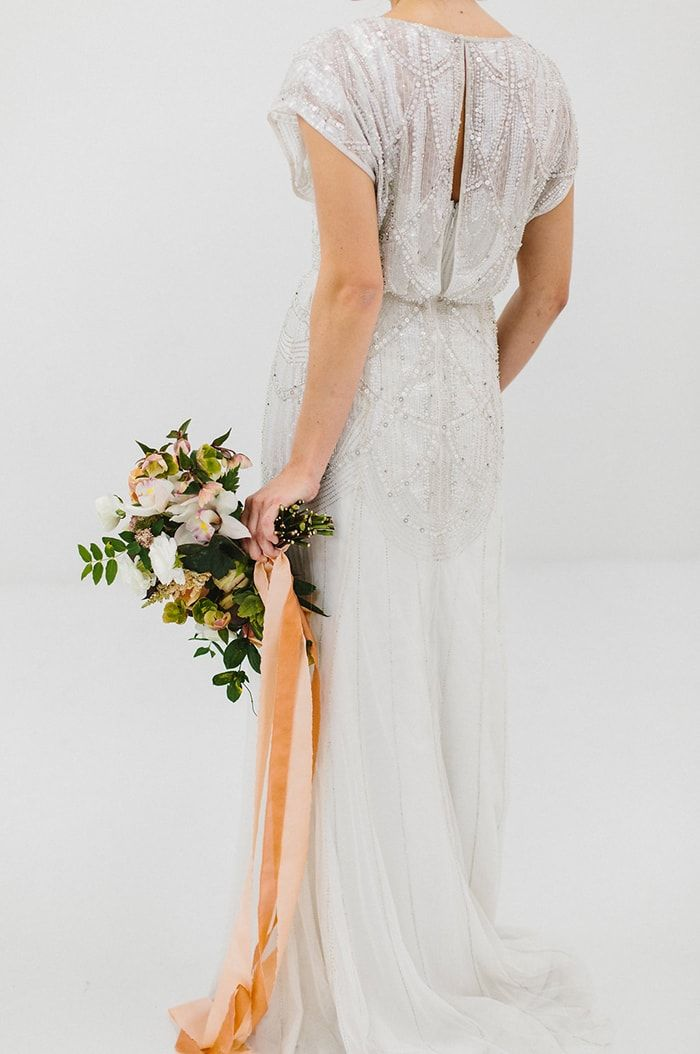 The newest wonder by jenny packham wedding gowns at david for Wedding dress designer jenny packham