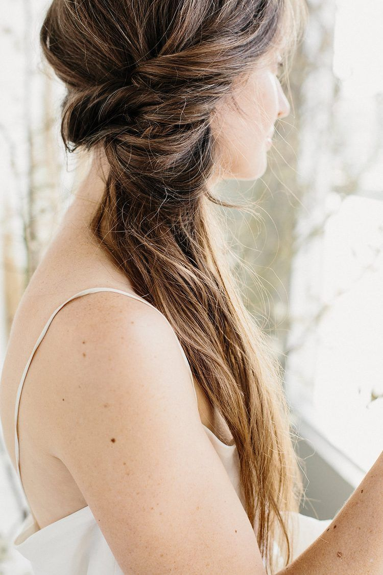 Unique Hairstyles For Your Wedding Day - Once Wed