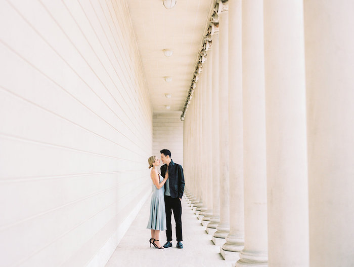 Chic Engagement Session in San Francisco