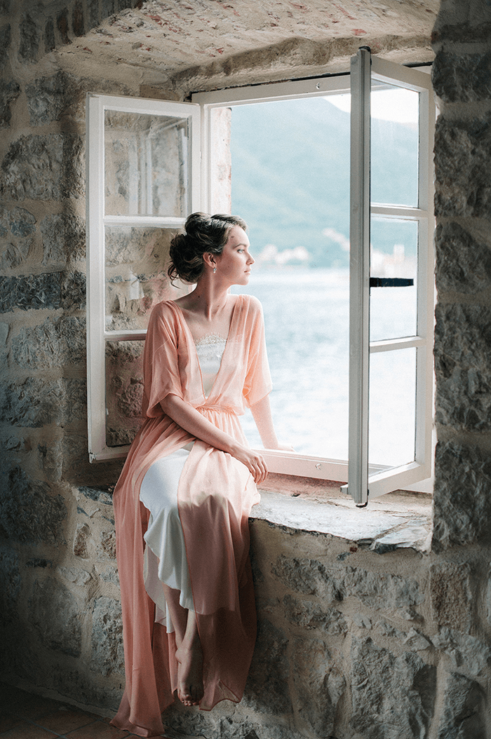 Intimate, Sentimental Wedding Day in Montenegro