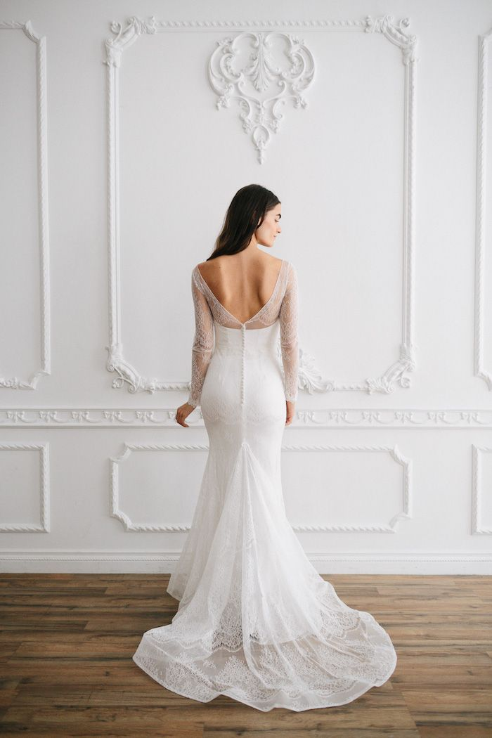 A First Look at the Newest Bridal Gowns from Lovely Bride