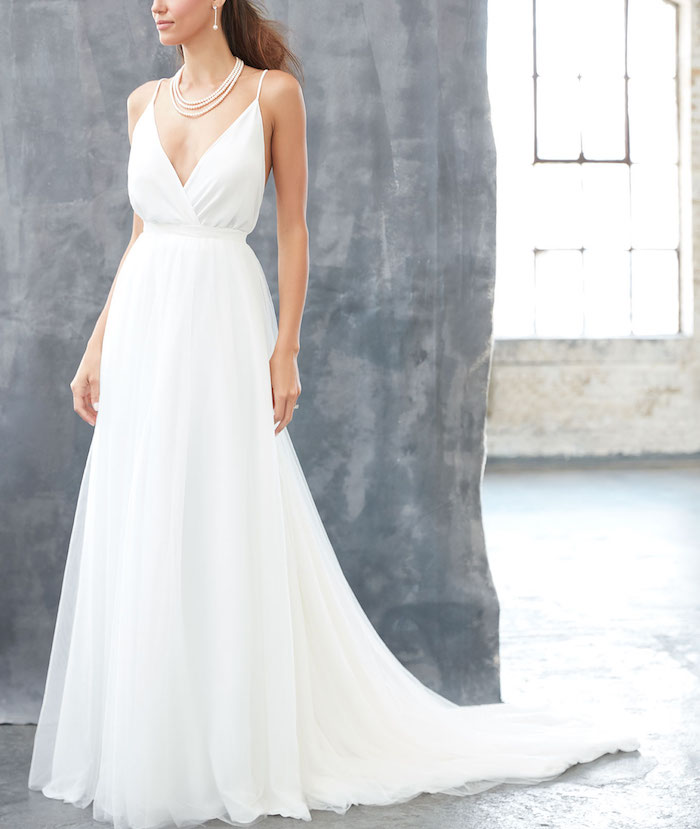 Chic Wedding Dress Ideas from Madison James