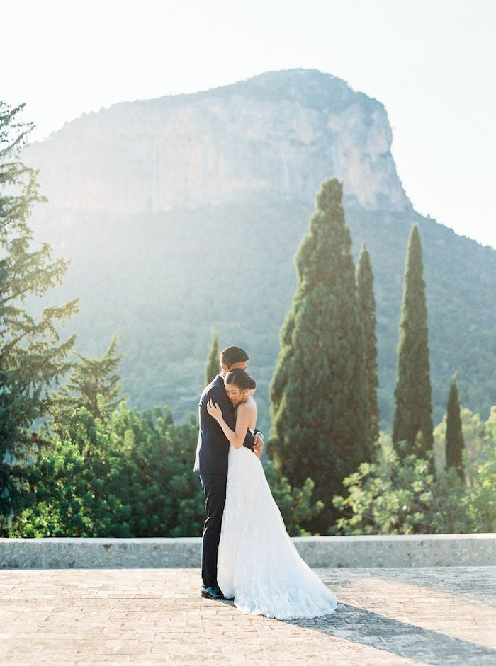 Dreamy Destination Wedding in Mallorca