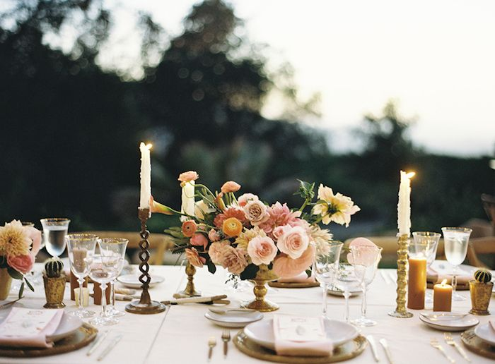 Ojai Wedding with Boho Chic Style